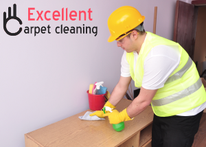 Professional after builders cleaning