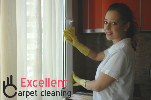 Insured end of tenancy cleaners