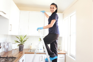 End of tenancy cleaning Hammersmith & Fulham W5