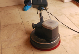 Hard floor cleaning De Beauvoir N1