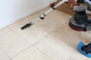 Hard floor cleaning Olympia W14