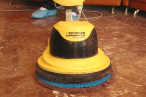 Hard floor cleaning Canons HA7