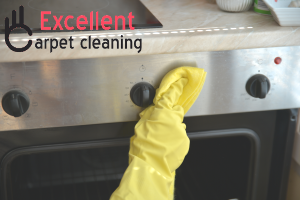 Insured oven cleaners