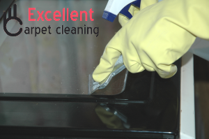 Insured oven cleaning services