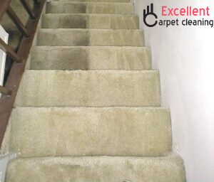Expert staircase carpet cleaning